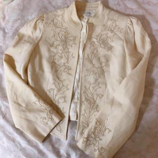 エディットフォールル(EDIT.FOR LULU)のvintage jacket(テーラードジャケット)