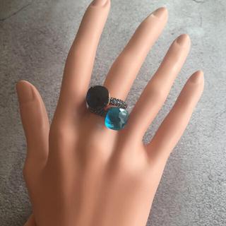 エンフォルド(ENFOLD)のカラーストーンリング (リング(指輪))