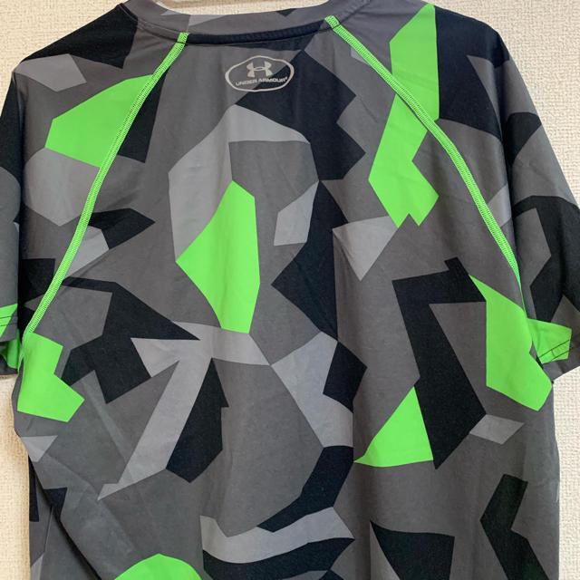 UNDER ARMOUR(アンダーアーマー)のアンダーアーマー ランニングTシャツ スポーツ/アウトドアのトレーニング/エクササイズ(トレーニング用品)の商品写真