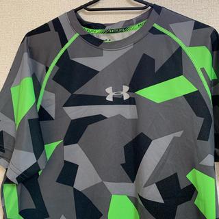 UNDER ARMOUR - アンダーアーマー ランニングTシャツ