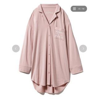gelato pique - ジェラートピケ ロングシャツ