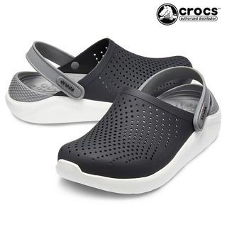 クロックス(crocs)の35%オフ 26cm クロックス ライトライド グラフィック クロッグ サンダル(サンダル)