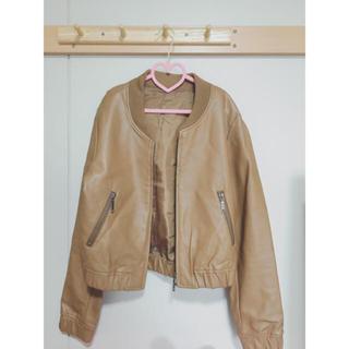 WEGO - ライダースジャケット