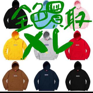 シュプリーム(Supreme)のsupreme 買取 boxlogo XLサイズ(パーカー)