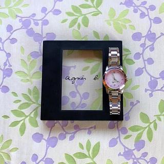 agnes b. - アニエス・ベー  ③   腕時計・稼動品✨