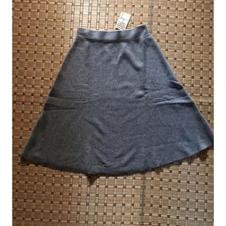 MUJI (無印良品) - 無印良品 フレアースカート