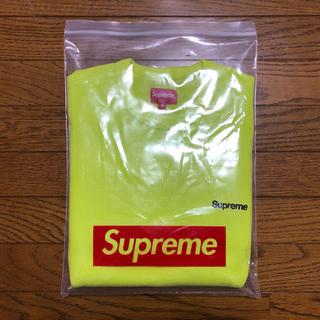 シュプリーム(Supreme)の19AW 新品 ライムS(Tシャツ/カットソー(七分/長袖))