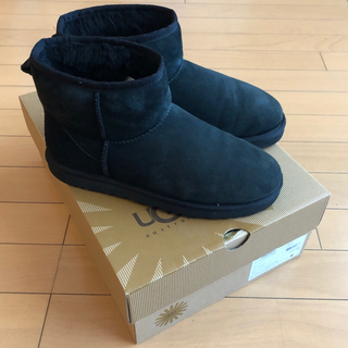アグ(UGG)のUGG CLASSIC MINI  ムートンブーツ 1002072 ★ 25cm(ブーツ)