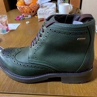 リーガル(REGAL)の新品未使用 リーガル メンズ ブーツ GORE-TEX仕様(ブーツ)