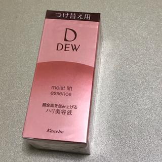 デュウ(DEW)のDEWモイストリフトエッセンスハリ美容液 つけ替え用(美容液)