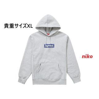 Supreme - 【XL】supreme bandana Box Logo Hooded