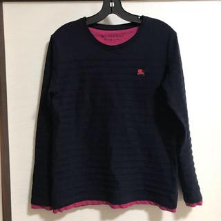バーバリーブラックレーベル(BURBERRY BLACK LABEL)のBURBERRY BLACK LABEL カットソー(Tシャツ/カットソー(七分/長袖))