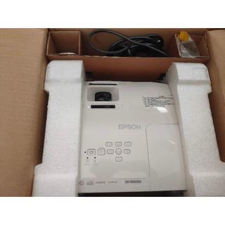 EPSON - ランプ使用時間21時間のみ! 美品 EH-TW5200