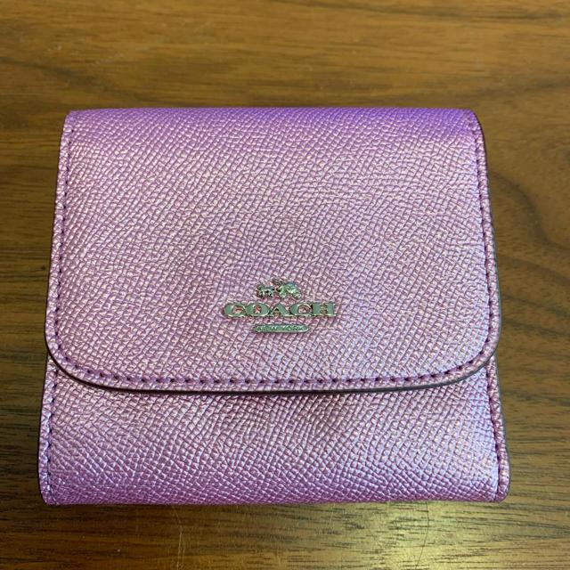 COACH - 新品未使用コーチ財布の通販 by ままこ's shop