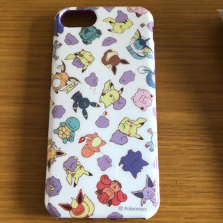 ポケモン(ポケモン)のiPhone8、iPhone7ケース ポケモン(iPhoneケース)