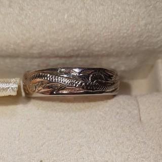 ハワイアンジュエリー ピンキーリング(リング(指輪))