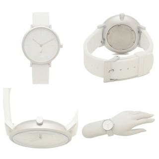 スカーゲン(SKAGEN)の1/31迄【SKAGEN】スカーゲン SKW2763 ホワイト 腕時計(腕時計)