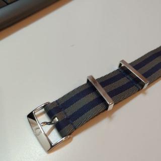オメガ(OMEGA)のOMEGA オメガ NATOストラップ ベルト(腕時計(アナログ))