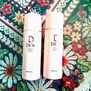デュウ(DEW)の新品 DEW ローション しっとり(化粧水 / ローション)