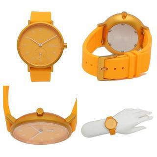 スカーゲン(SKAGEN)の 1/31迄【SKAGEN】スカーゲン SKW2808 イエロー 腕時計(腕時計)