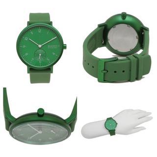 スカーゲン(SKAGEN)の 1/31迄【SKAGEN】スカーゲン SKW2804 グリーン 腕時計(腕時計)