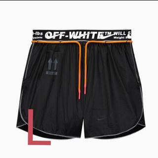 OFF-WHITE - off-white NIKE ショートパンツ