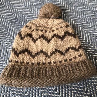 ジャーナルスタンダード(JOURNAL STANDARD)のジャーナルスタンダード購入 Kanata ニット帽(ニット帽/ビーニー)