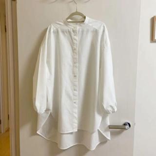 Drawer - 今季☆yori ヨリ☆バックギャザーシャツ ブラウス