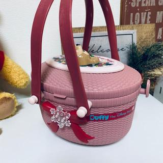 Disney - ダッフィー クリスマスポップコーンバケット