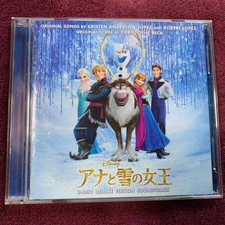 アナトユキノジョオウ(アナと雪の女王)のアナと雪の女王 オリジナル・サウンドトラック -デラックス・エディション-(キッズ/ファミリー)