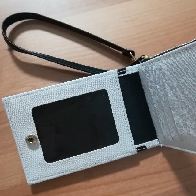 SNOOPY(スヌーピー)のsteady. 12月号付録 スヌーピー パスケース付きカードケース レディースのファッション小物(パスケース/IDカードホルダー)の商品写真