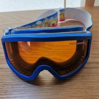 スワンズ(SWANS)のジュニア 子供 スノー スキー スノボ ゴーグル ポケモン SWANS スワンズ(ウエア/装備)