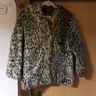 ウィゴー(WEGO)のファーコート(毛皮/ファーコート)