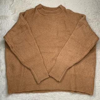 ZARA - ZARA(ザラ)  オーバーサイズニット、セーター