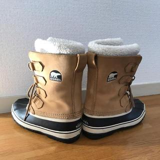 ソレル(SOREL)のsorel 24センチ(レインブーツ/長靴)