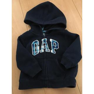 babyGAP - baby gap パーカー 70㎝ 裏起毛