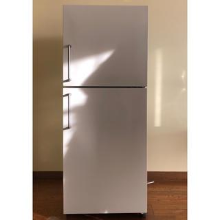 ムジルシリョウヒン(MUJI (無印良品))の無印良品 深澤直人 冷蔵庫 2010年製(冷蔵庫)