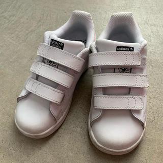adidas - adidas kids スタンスミス
