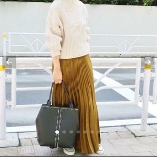 IENA - 【訳あり】イエナ アコーディオンプリーツスカート 36