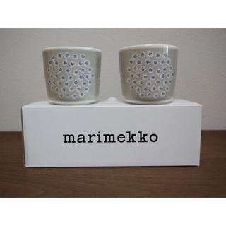 marimekko - マリメッコ  ラテマグ プケッティ PUKETTI  2個 新品