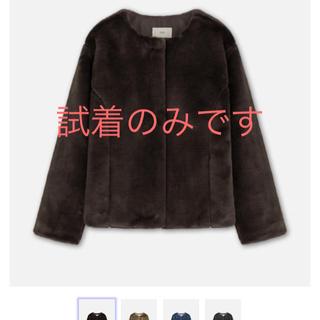オオトロ(OHOTORO)のOHATOROコート(毛皮/ファーコート)