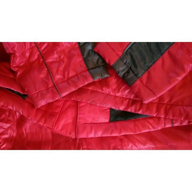 PUMA(プーマ)のまるまるおはぎ様専用PUMA ベンチコート 中綿 160センチ スポーツ/アウトドアのサッカー/フットサル(ウェア)の商品写真