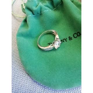 ティファニー(Tiffany & Co.)の美品tiffany ティファニー アクセサリー リング(レディース)(リング(指輪))
