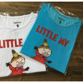 リトルミー(Little Me)のMoomin shop Hawaii 新作限定Tシャツ(Tシャツ(半袖/袖なし))