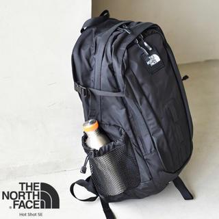 ザノースフェイス(THE NORTH FACE)のTHE NORTH FACE ノースフェイス ホットショットSE NM71951(リュック/バックパック)