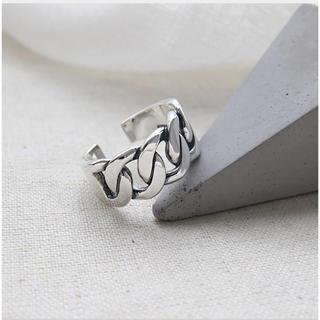 ロンハーマン(Ron Herman)のシルバーリング 指輪 silver925 ハンドメイド(リング(指輪))