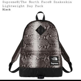 Supreme - supreme ノースフェイス North Face snake daypack