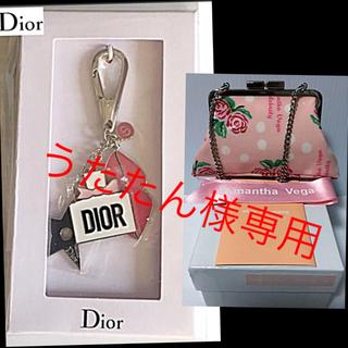 Christian Dior - ★*゜Christian Dior/キーホルダー⚫︎未開封BOX付き✨