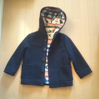 コドモビームス(こども ビームス)のBEAMS miniのコート 110 ネイビー(コート)