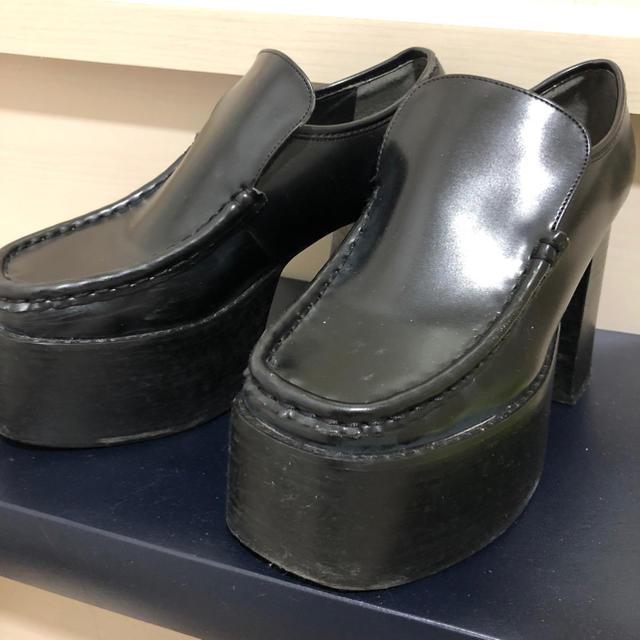 EMODA(エモダ)のEMODA ローファー ハイヒール レディースの靴/シューズ(ローファー/革靴)の商品写真